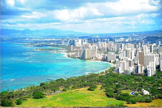 La naturaleza hawaiana