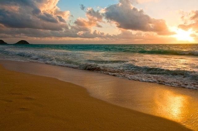 Las famosas playas de surf