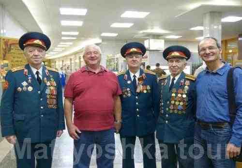Tour privado parte Soviética