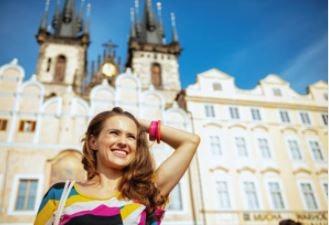 Anastasia guía de Praga