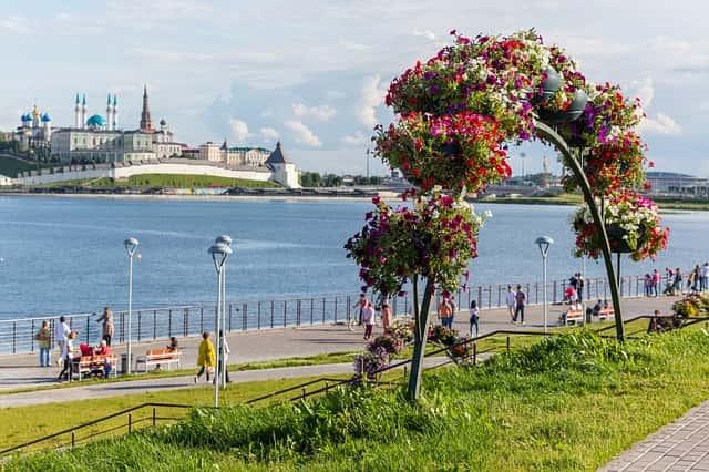 Tour 4 días en Kazan