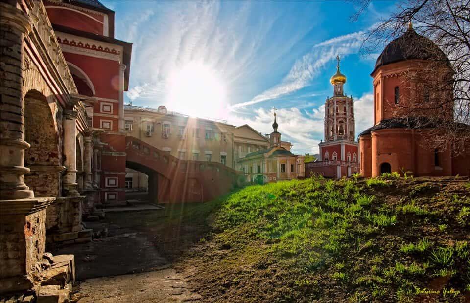 Monasterio Petrovsky