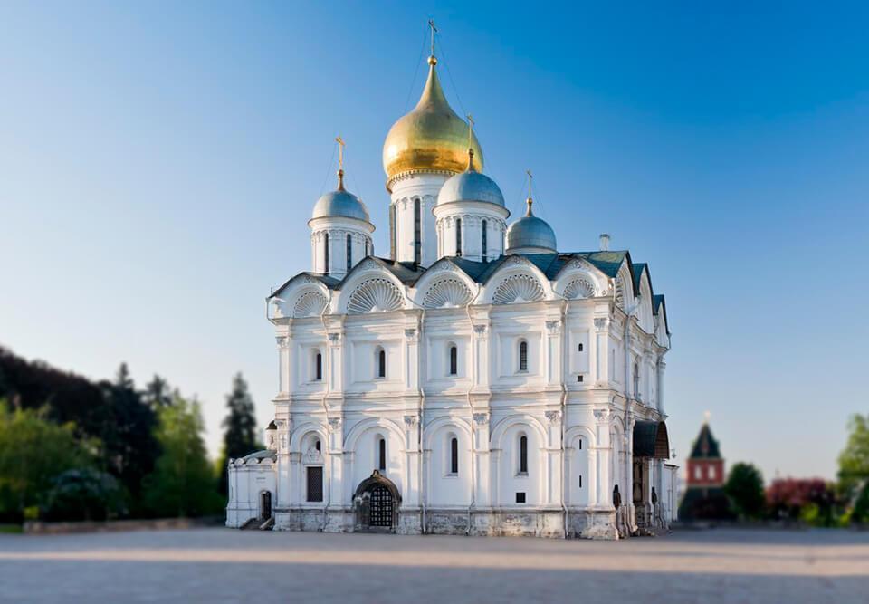 San Miguel Arcangel Kremlin
