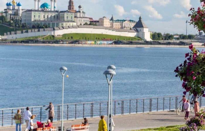 Que hacer en Kazan en 4 días