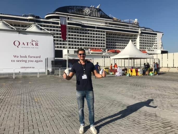 Guia privado en Doha para Cruceros