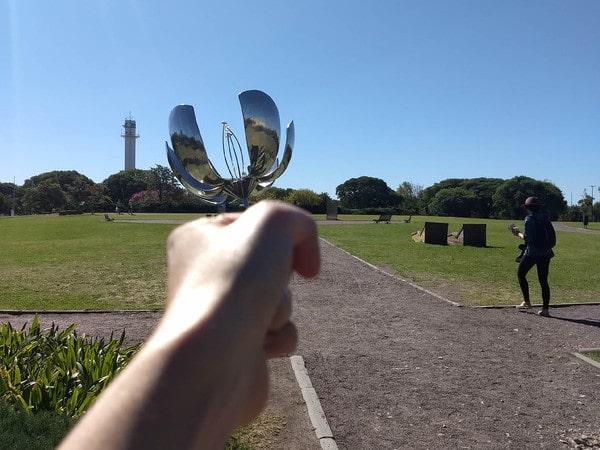 Monumentos en Buenos Aires