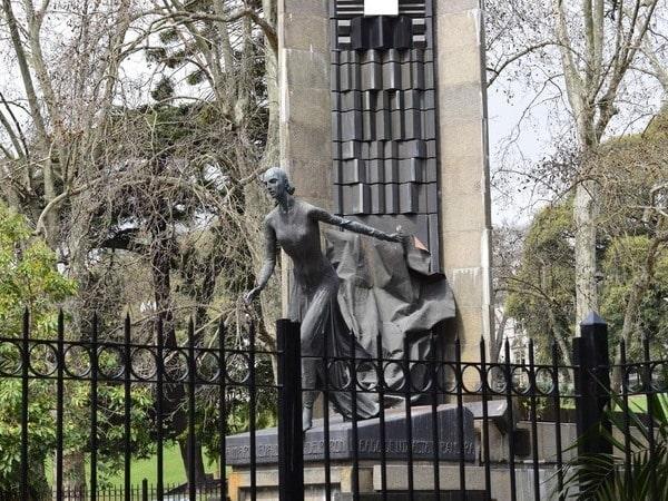 Excursión Evita Perón en Buenos Aires
