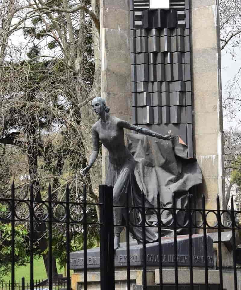 Tour de Evita por Buenos Aires