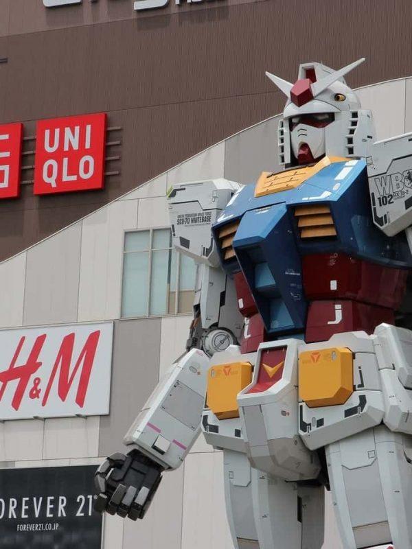 Edo antiguo y Tokio futurista