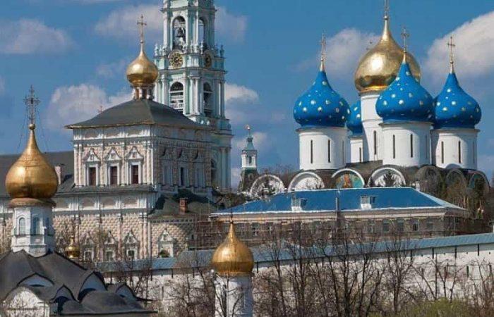Tour a Sergiev Posad