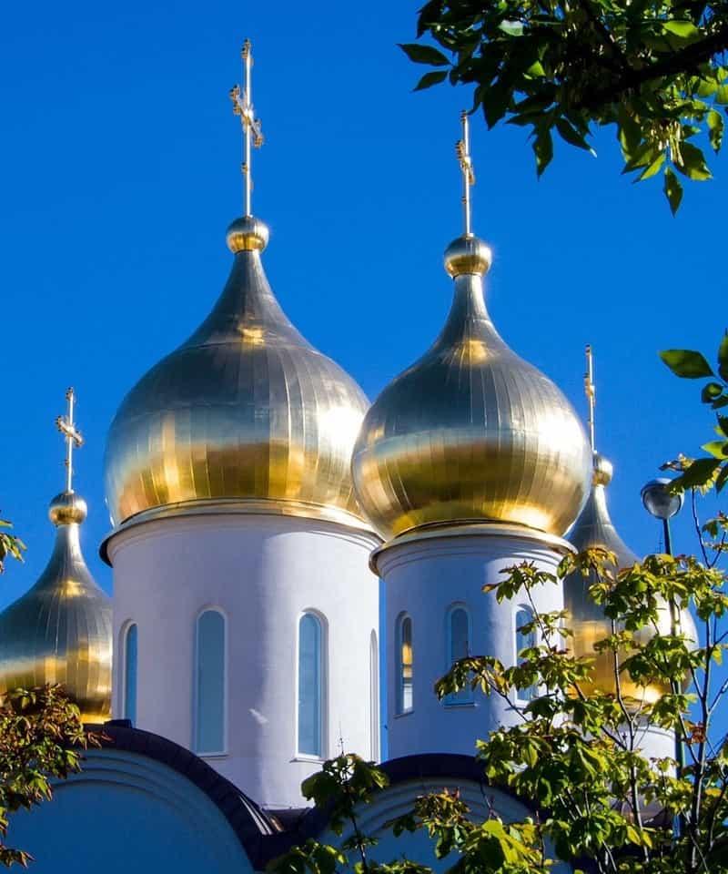 Las iglesias de Moscú