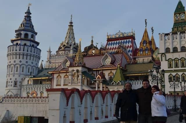 Tour de 5 días en Moscú