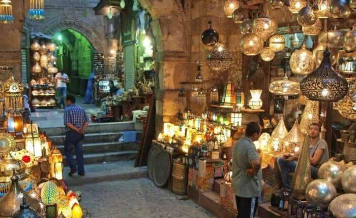 Tour de escala en El Cairo