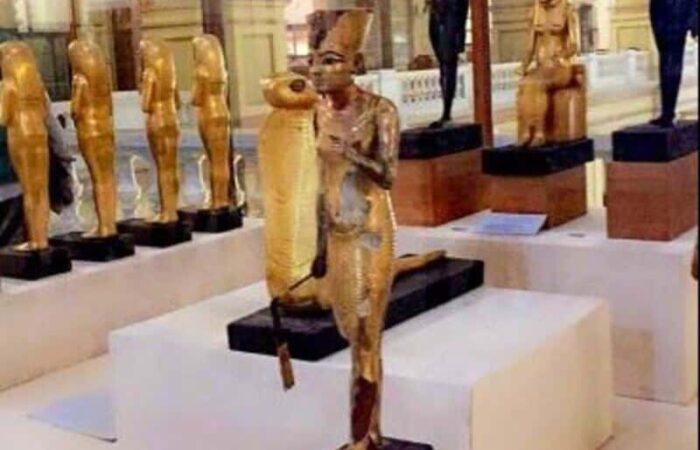 Excursión al museo Egipcio