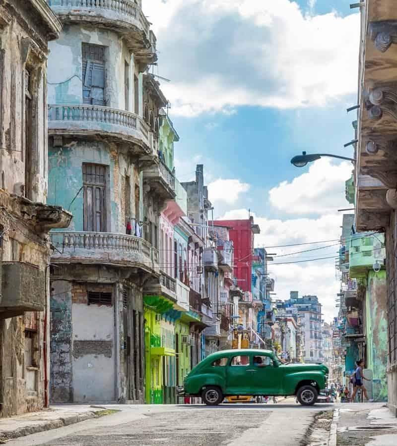Excursiones en Cuba