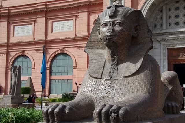 Excursión a las pirámides de Guiza