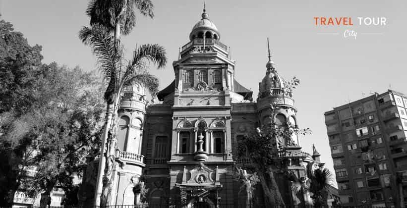 Palacios en Cairo