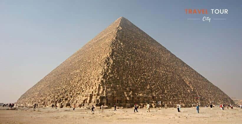 Tour pirámides de Egipto