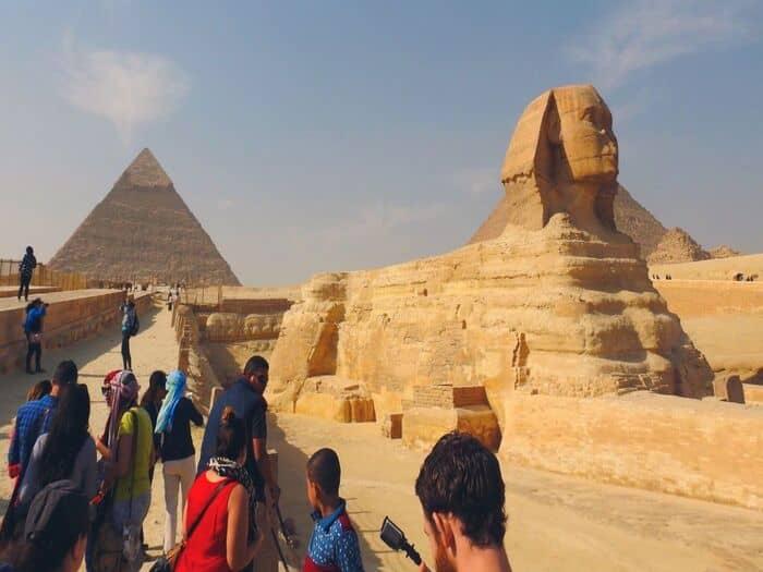 Tour de escala El Cairo