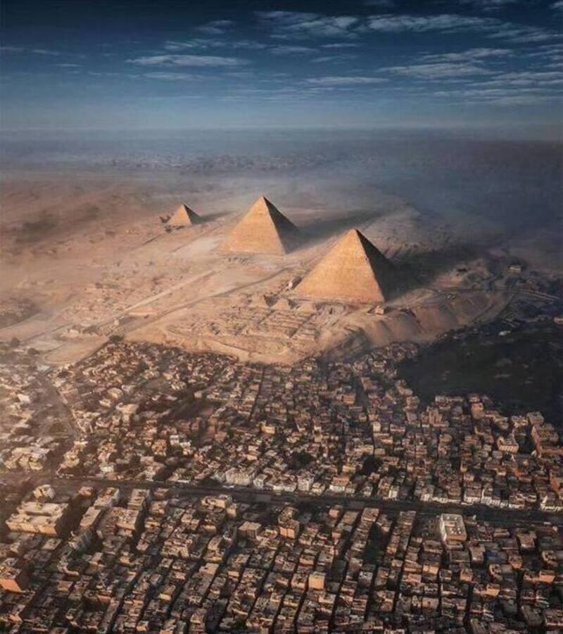 Tour de escala en Egipto turismo