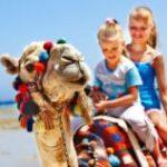 Turistas de Mexico en Egipto