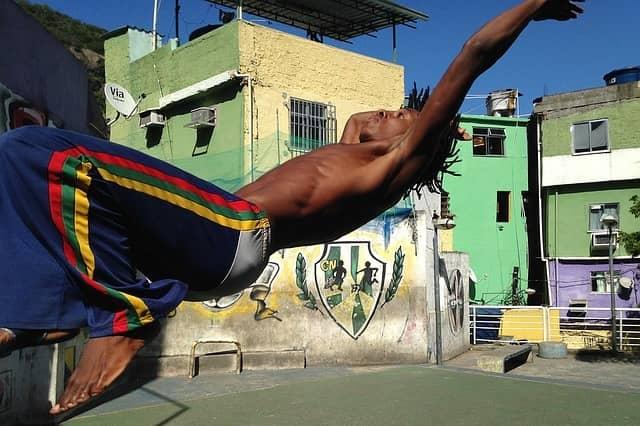 Danza Capoeira Favela