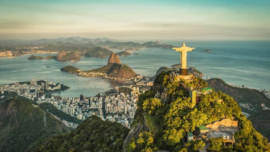 Panoramica de Río de Janeiro