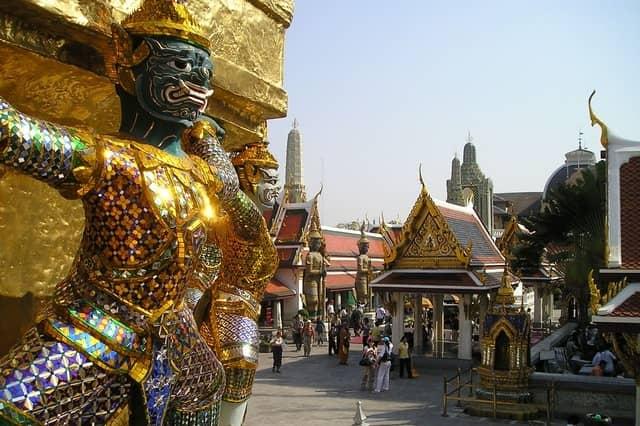 City Tour por Bangkok