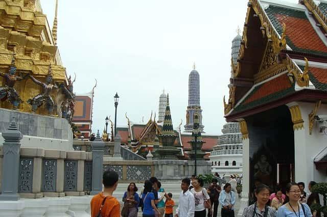 Turismo en Bangkok