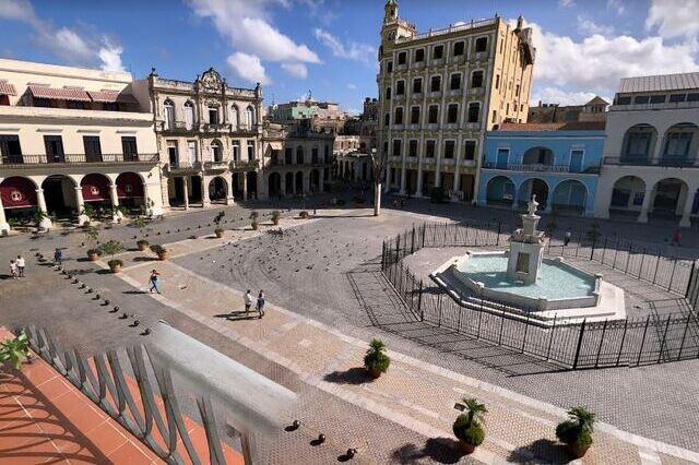 Tour por la Habana antigua