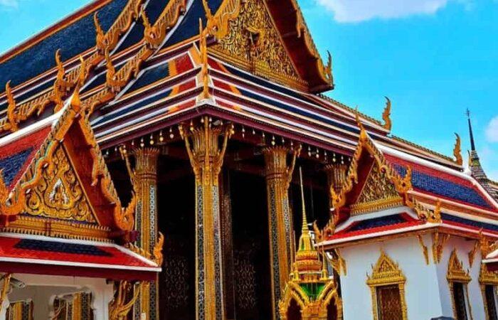 Tour al palacio de Tailandia