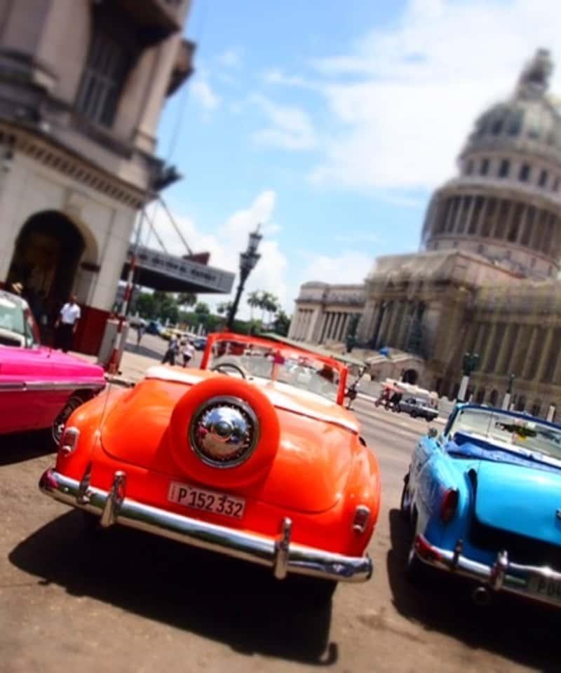 Excursión por la Habana vieja