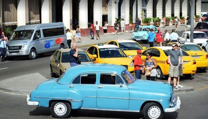 Excursión por la Habana a pie