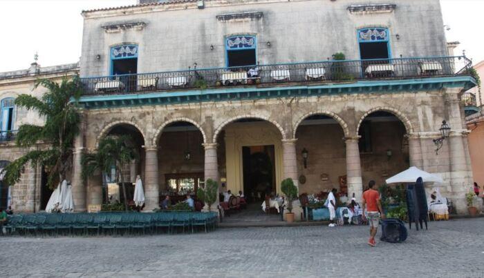Tour por la Habana a pie