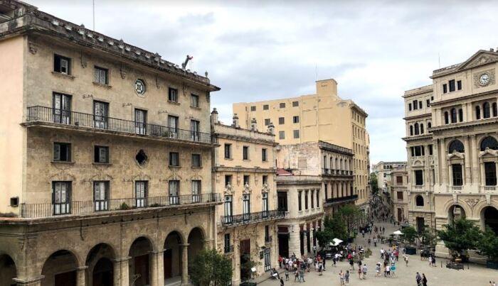 Excursión por la Habana Cuba