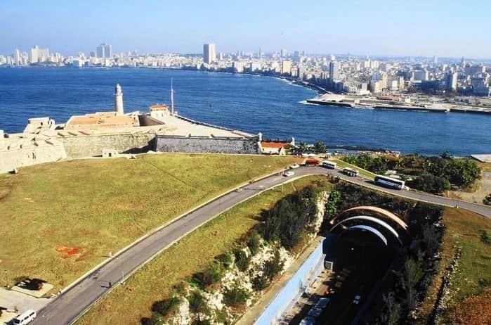 El tunel de la Habana