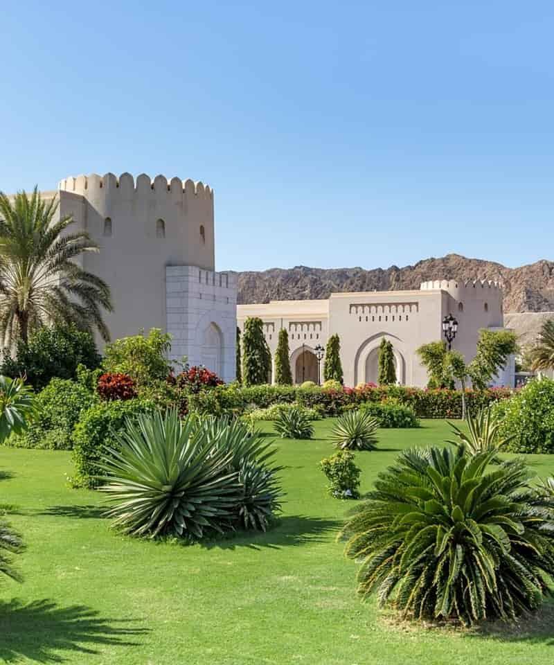 Tours por Oman