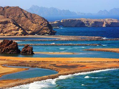 Excursión a Wadi Shaab en Omán